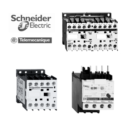 Миниконтакторы Schneider Electric серии K